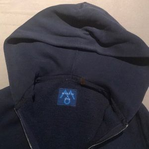 Martin and osa hoodies small